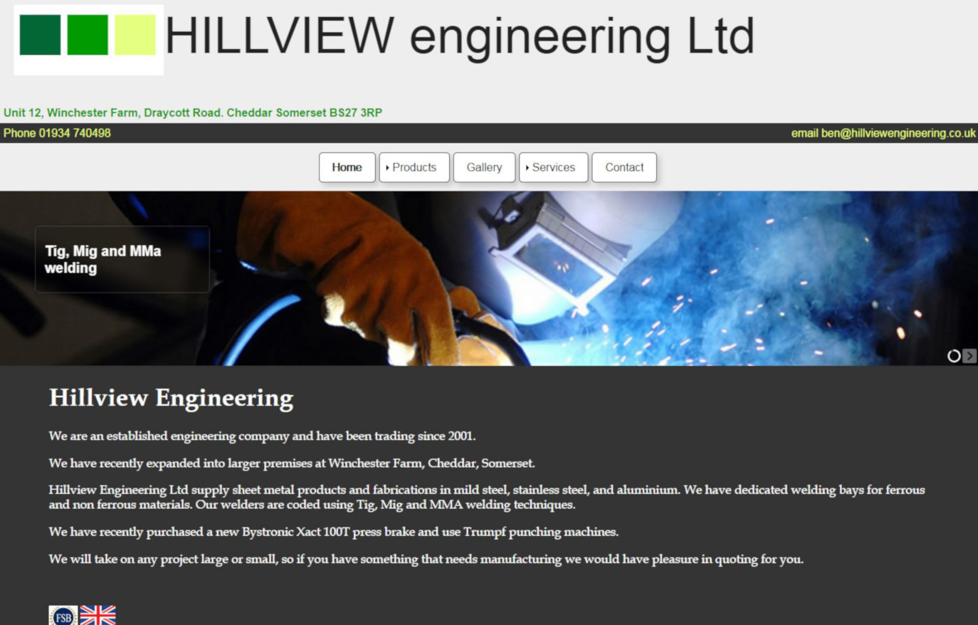 Hillview Engineering
