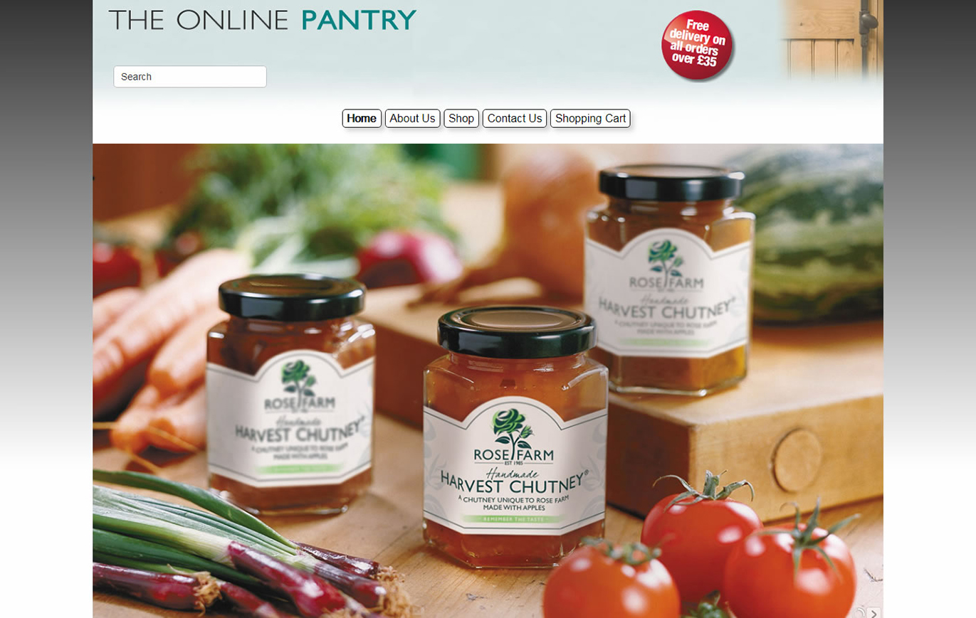 The Online Pantry